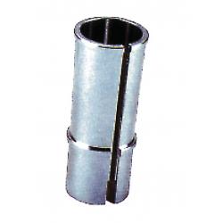 bussola di caLBSratura p.il tubo reggis. da Ø 25,4 a Ø 29,6-31,8mm