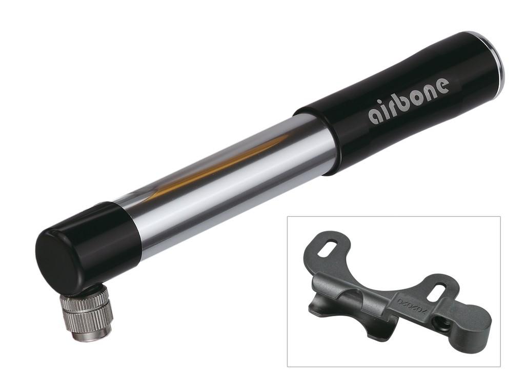 Minipompa Airbone ZT-505 AV, 185mm, nero compr.supporto