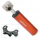 Minipompa Airbone ZT-702 AV, 99mm, arancio, compr. supporto