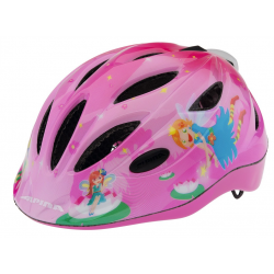 Casco Alpina Gamma 2.0 Flash Taglia (51-56cm) motivo: principessina