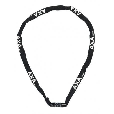 Lucchetto catena Axa Rigid RCC 120 Lunghezza 120cm,3,5x3,5 nero