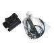 Set fissaggio+cassa b&m 482UHPB per Ixback Senso