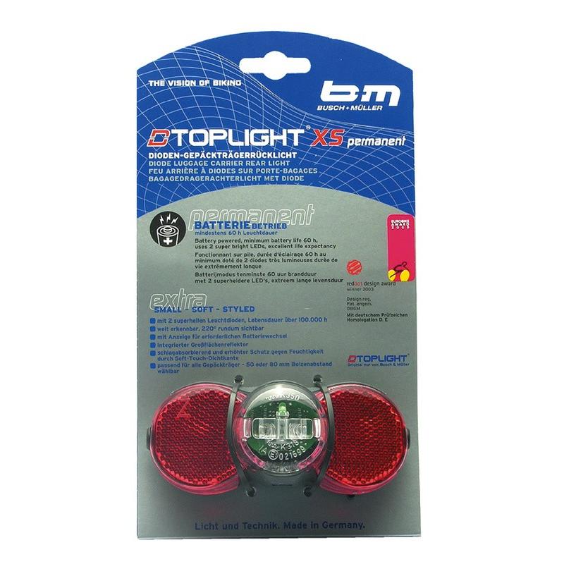 Feu arrière b/&m D-Toplight plus 50//80mm