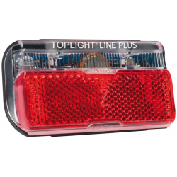 Luce post.b&m Toplight Line brake plus Funz.stop e luce d.pos.80mm