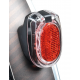Luce post a diodi b&m Secula fissa montaggio parafango