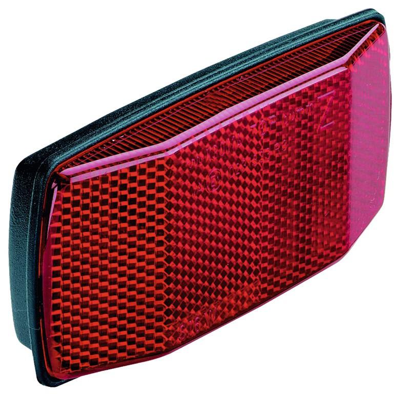 catarifrangente per porta-bagagli B&M con 2 perni, 80 mm