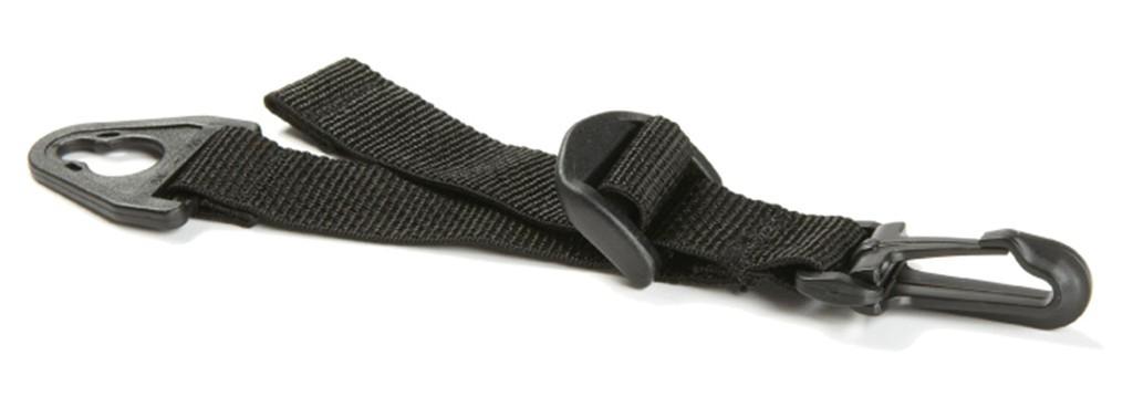 Universal Bag Clips per Burley Travoy Cinghie di tensione corte (4 pz.)