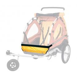 Frontalino per Kiddy Van 101 giallo
