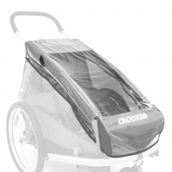 Parapioggia per Croozer Kid 1/Kid Plus 1 da 2014