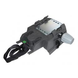 Hamax adattatore per portapacchi per seggiolino Hamax Zenith, colore grigio