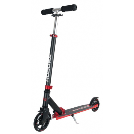 "City Scooter Big Wheel Bold Hudora 6"" 145 rosso 145mm"