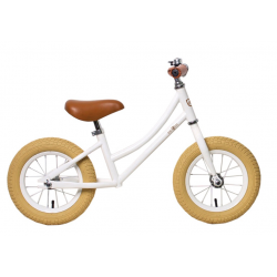 "Bici s ped RebelKidz Air Classic Unisex 12,5"", acciaio, Classic weiss"