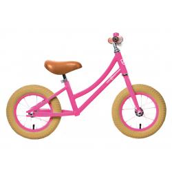 """Bici s ped RebelKidz Air Classic Unisex 12,5"""", acciaio, Classic rosa"""