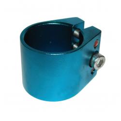 Morsetto di bloccaggio blu per Fuzion Z300 nero/blu/bianco