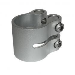 Morsetto di bloccaggio argento per Fuzion Z400 nero/bianco