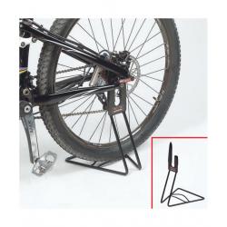 """Supporto bici nero compatibile 20""""-28"""""""