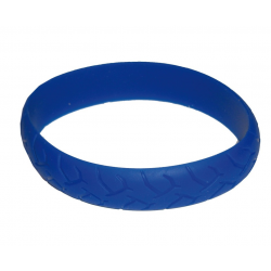 Bracciale Dirtboy Road blu 202 mm