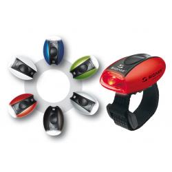 SIGMA LED luce di sicurezza Micro, Led rosso