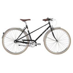 Excelsior Vintage nera, city bike donna 3V