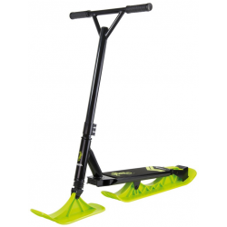 Snow Kick STX Free STIGA nero/lime, adulti