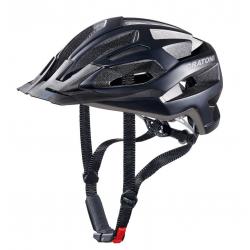 Casco bici Cratoni C-Flash (MTB) Tg.M/L (56-59cm) nero/antracite opaco