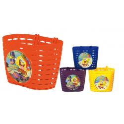 cestino per bambini Sponge Bob assortiti secondo il colore