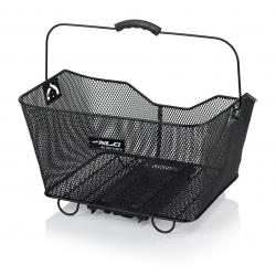 Cestino per portapacchi XLC idoneo per sistemi CarryMore