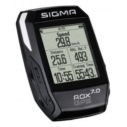 Ciclocomputer Sigma Rox 7.0 GPS nero