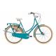 Bicicletta olandese EXCELSIOR Royal 7 Velocità Shimano Nexus, Waterblue