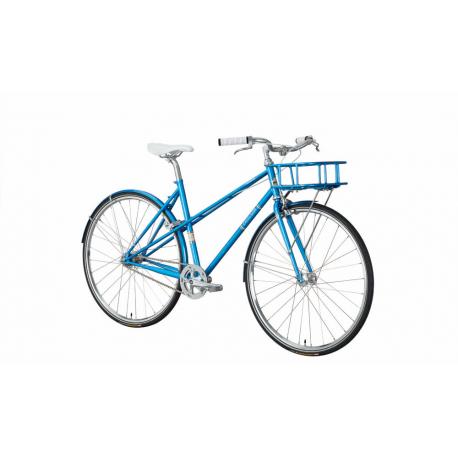 "EXCELSIOR ""Fashionista"" bici urban 2V SRAM Automatix LL, Turquoise"