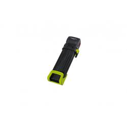 Lucchetto piegh Trelock Trigo L c supp FS 300/100, verde, con supporto plastica