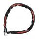 Antifurto catena Trelock 110cm, Ø 6.0mm BC 215/110/6 nero s.sostegno