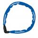 Lucchetto cat Trelock Kombi 110cm, Ø 4mm BC 115/110/4, blu, senza supporto