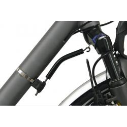 Ammortizzatore manubrio Hebie Elastomer 28 mm - 62 mm 0696 62E