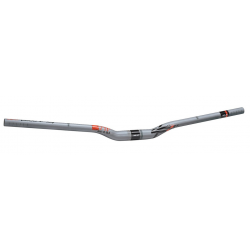 XLC Pro Ride Riser-Bar HB-M16 Ø 31,8mm, 780mm, 25mm, color titanio, 9°