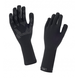 Guanti SealSkinz Ultra Grip Gauntlet nero T. XL (11)