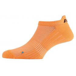 Calze P.A.C. Active Footie Short uomo neon arancio Tg.40-43