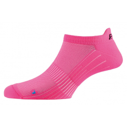 Calze P.A.C. Active Footie Short uomo neon pink Tg.44-47