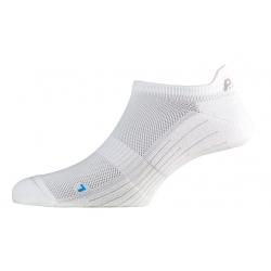 Calze P.A.C. Active Footie Short donna bianco Tg.35-37