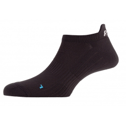 Calze P.A.C. Active Footie Short donna nero Tg.35-37