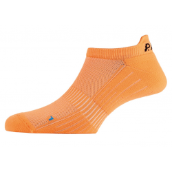 Calze P.A.C. Active Footie Short donna neon arancio Tg.35-37
