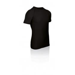 T-Shirt F-Lite da uomo Ultralight 70 nero T.M (46-48)