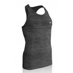 Canottiera F-Lite ML140 Athletics uomo, nero T.XL (54-56)