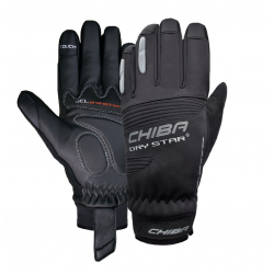 Guanti Chiba Dry Star Plus Winter T. S nero