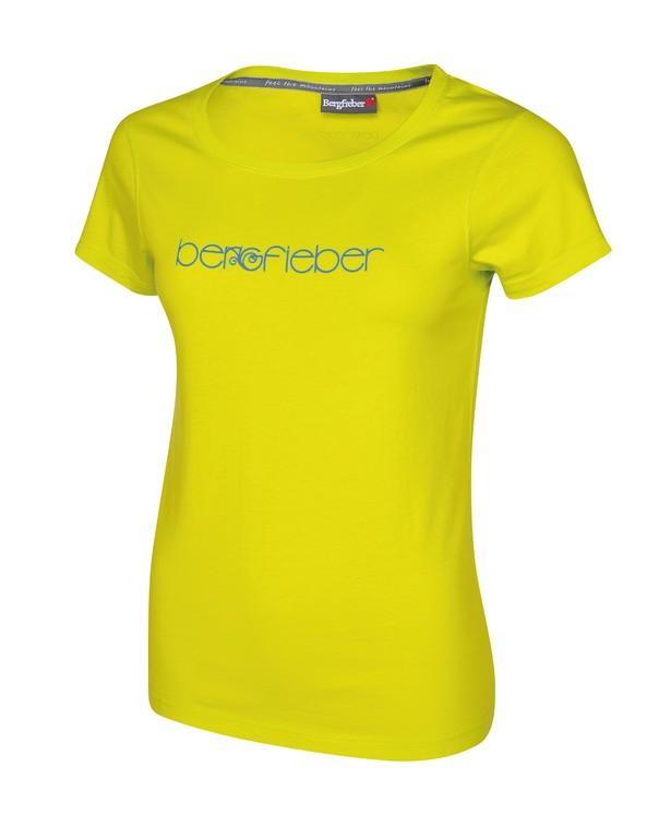 T-Shirt Bergfieber LOGO Da limone T.XL