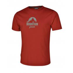 T-Shirt Bergfieber MTN'FEVER borgogna T.L