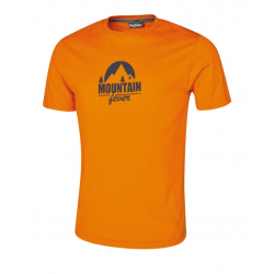 T-Shirt Bergfieber MTN'FEVER ruggine T.L