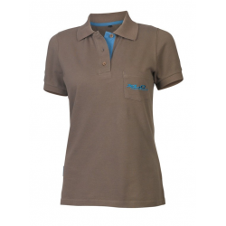 Polo XLC donna JE-C15 antracite Tg. XL
