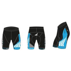 Pantalone Haibike corto - donna blu/bianco/nero/grigio - Tg. XXL