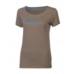 T-Shirt XLC donna JE-C14 antracite Tg. M